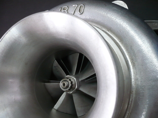 FRP turbocharger FanaticRacingParts.com