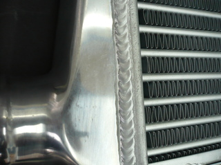 FRP intercooler Fanatic Racing Parts
