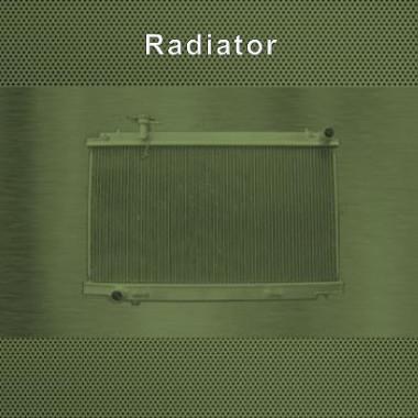 radiator - fanatic racing parts