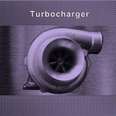 turbocharger by Fanatic Racing Parts